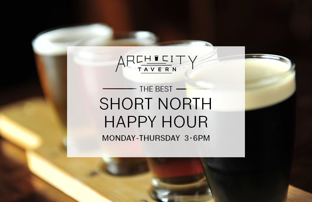 happy hour short north