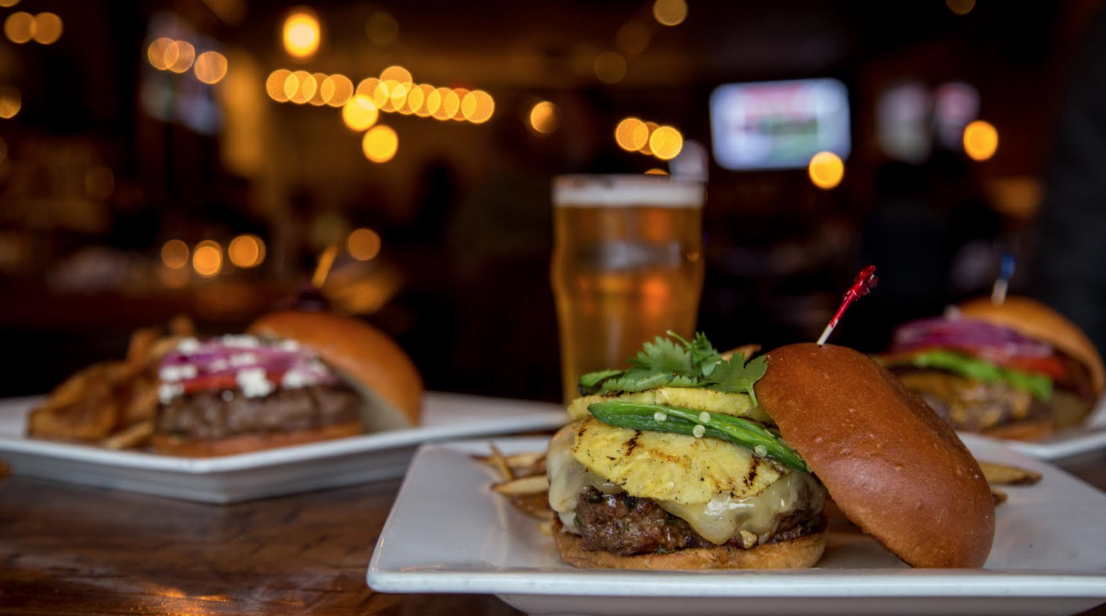 Arch City's Gourmet Burgers and $5 Burger Monday in the Short North