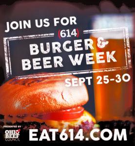 burger & Beer week