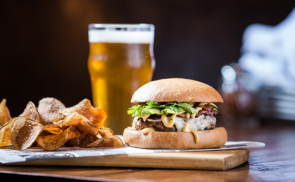 Celebrate National Hamburger Month at Arch City Tavern