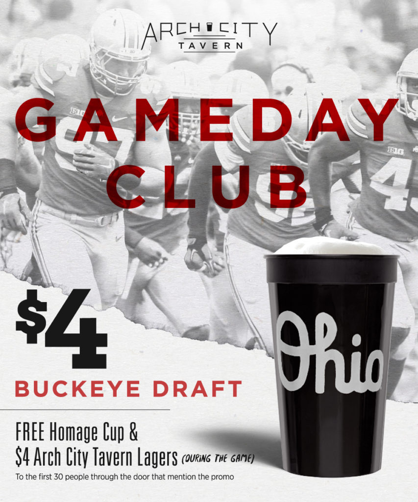osu buckeye football gameday club