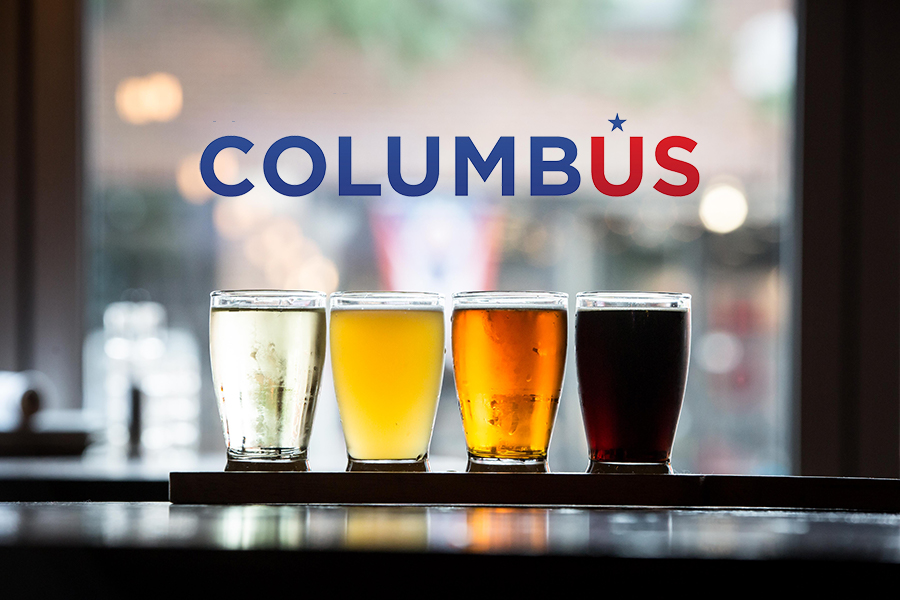 columbus breweries at arch city tavern