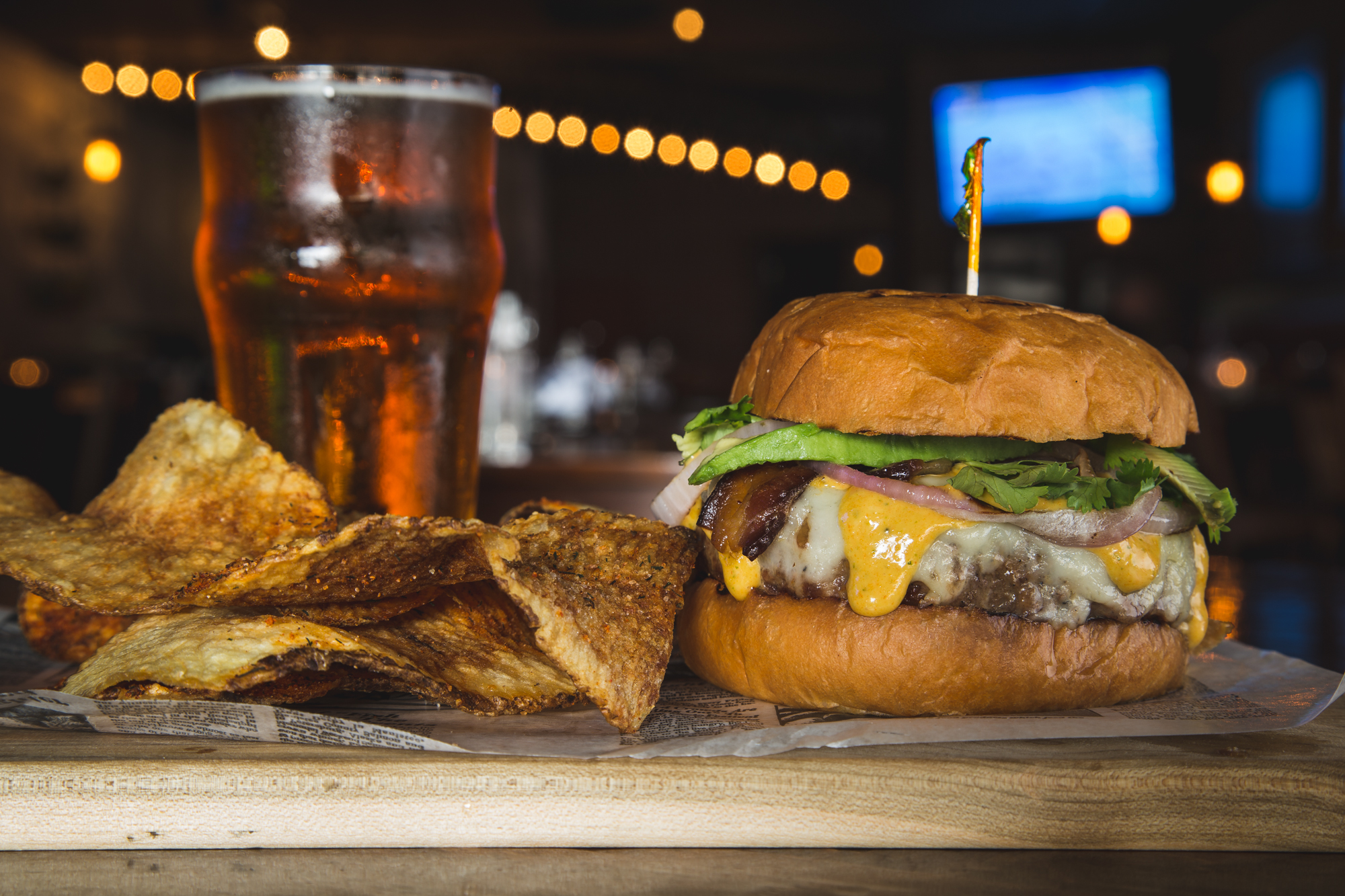 arch city tavern burger n beer week