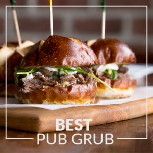 best columbus pub grub