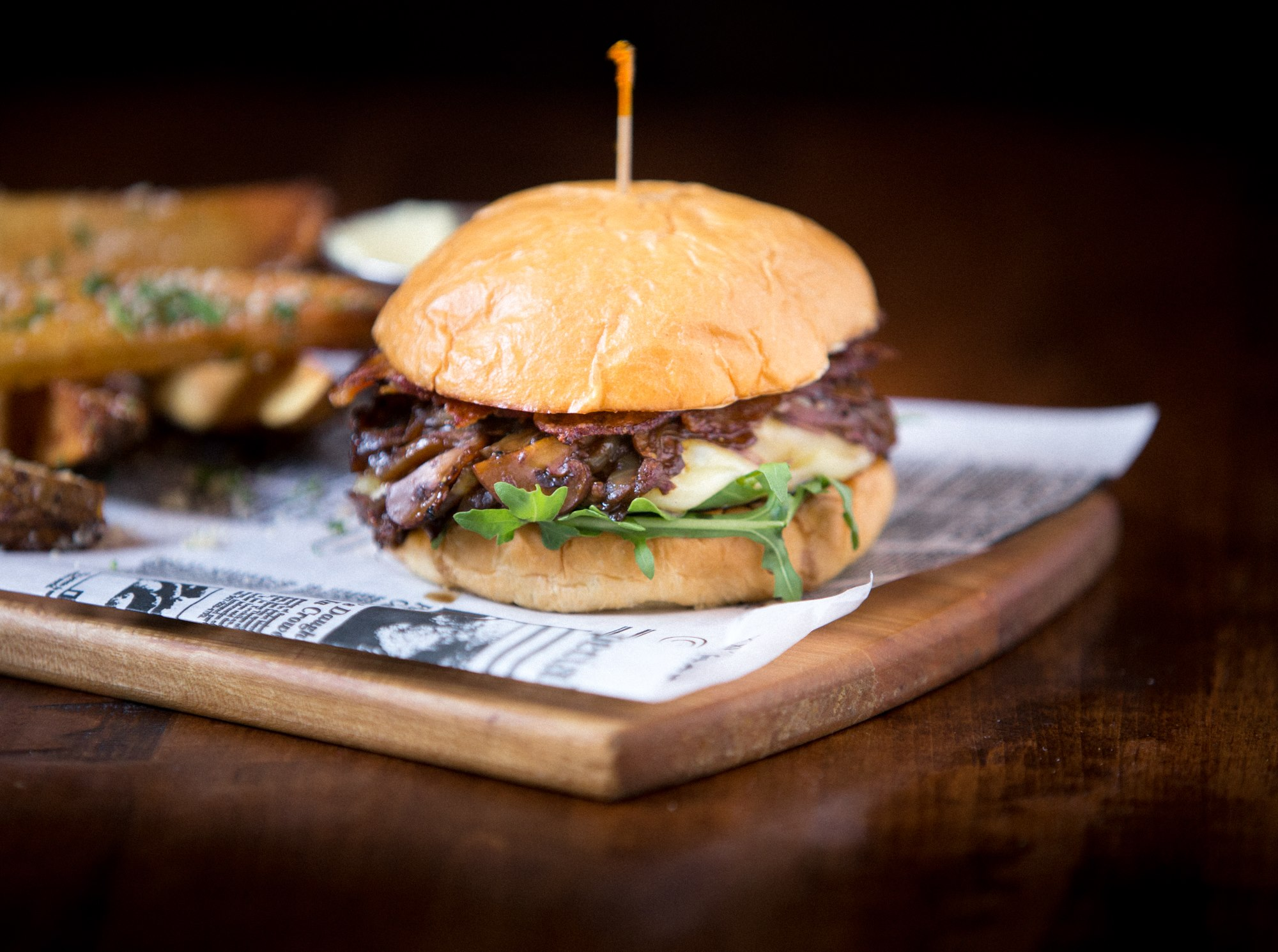 The Only $5 Burger Night in Columbus