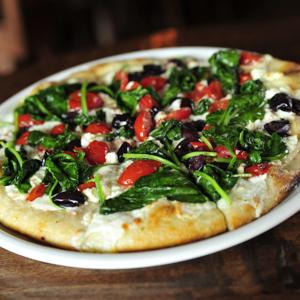 Pizza - Mediterranean