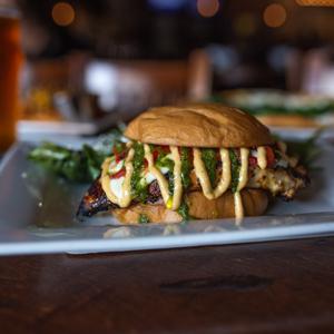 amish chicken sandwich 1